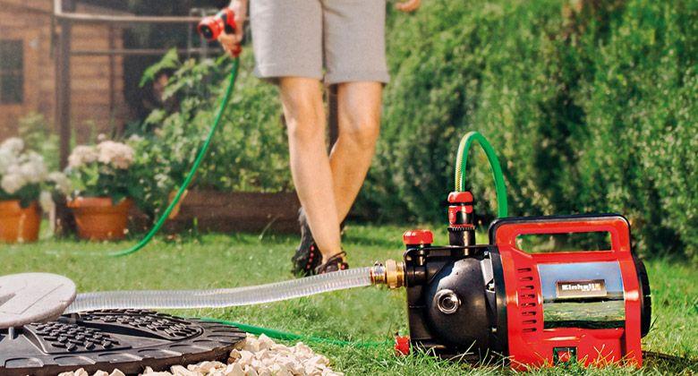 Bahçe Pompası